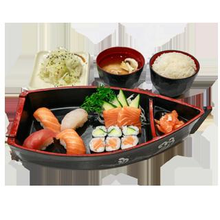 Restaurant Japonais Tokami Balma Gramont – Spécialités japonaises - Formule matsuri sushi