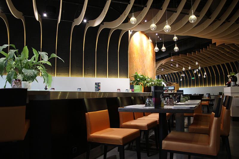 Restaurant Japonais Tokami Balma Gramont – Spécialités japonaises - Intérieur du restaurant